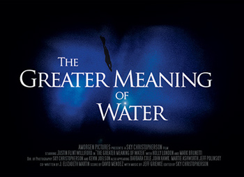 The Greater Meaning of Water
