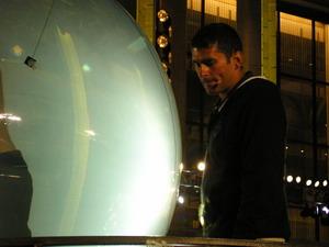 David Blaine - Kirk before climax