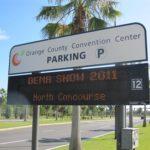DEMA Show 2011 - Sign