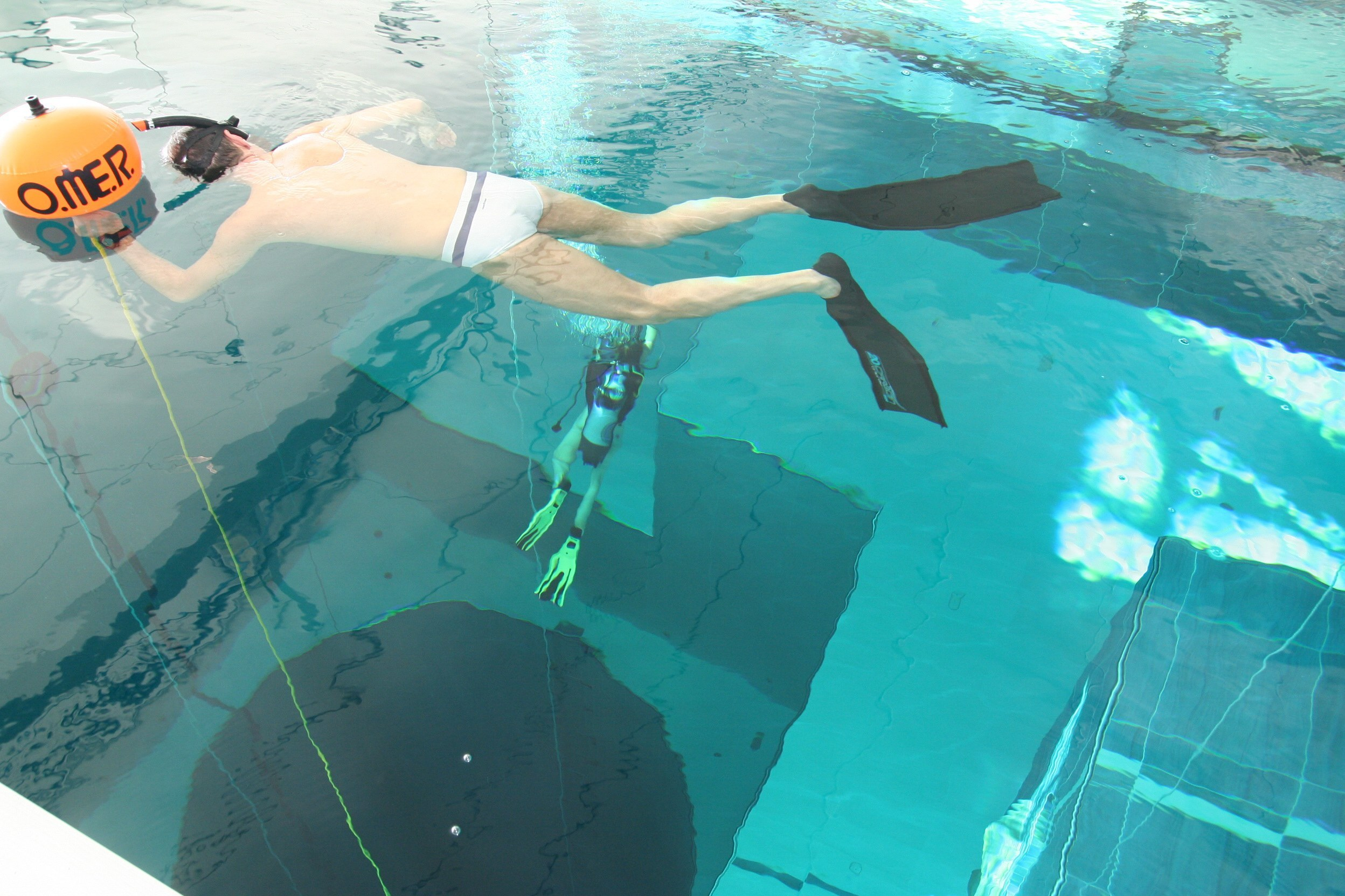 Visiting The Y 40 The World 39 S Deepest Pool
