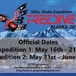 ALASKA _Spearfishing